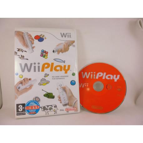 Wii Play sin Mando Remote