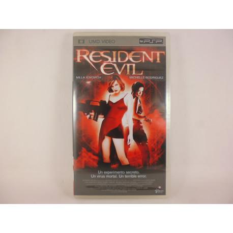 UMD Resident Evil