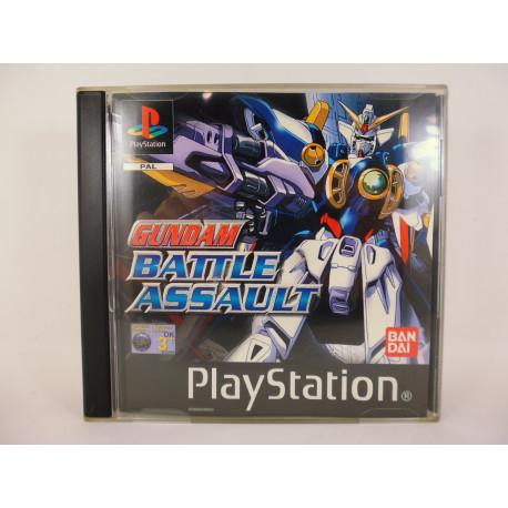Gundam Battle Assault U.K.