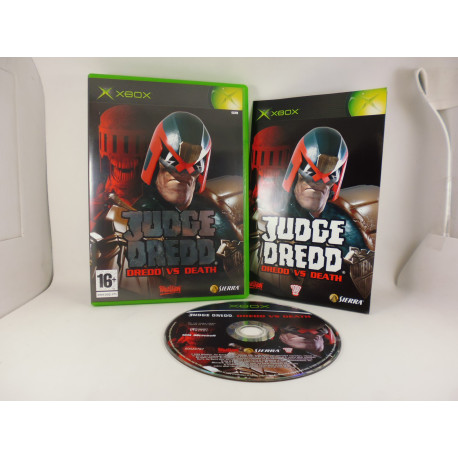 Judge Dredd: Dredd vs Death *