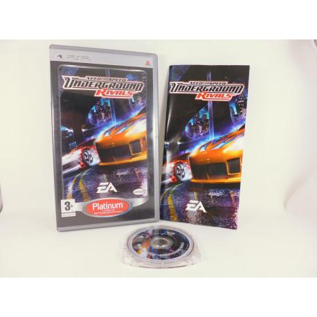 Need For Speed Underground Rivals - Platinum