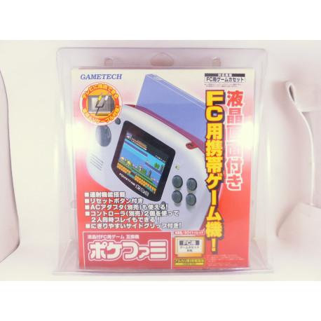 Poke-fami - Famicom compatible portatil