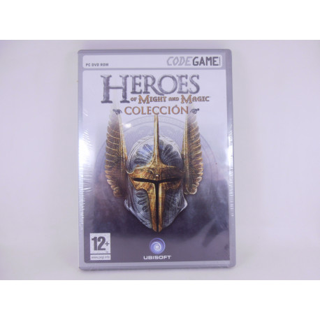 Heroes of Might & Magic Coleccion