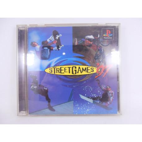 Street Games 97