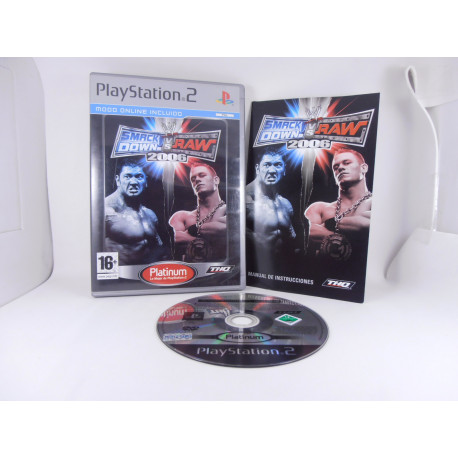 Smackdown Vs Raw 2006 - Platinum
