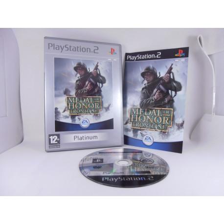 Medal of Honor Frontline - Platinum