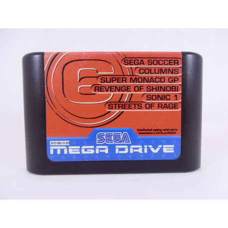 Mega Games 6 Vol. 3