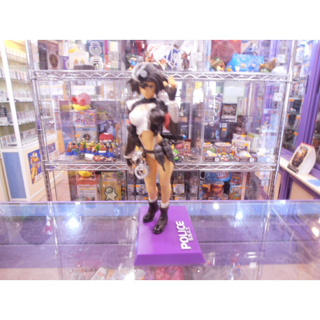 Figura Intron Depot 3 Police S.S.A.T. 1/8