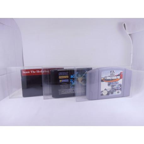 10 Fundas para cartuchos sueltos N64
