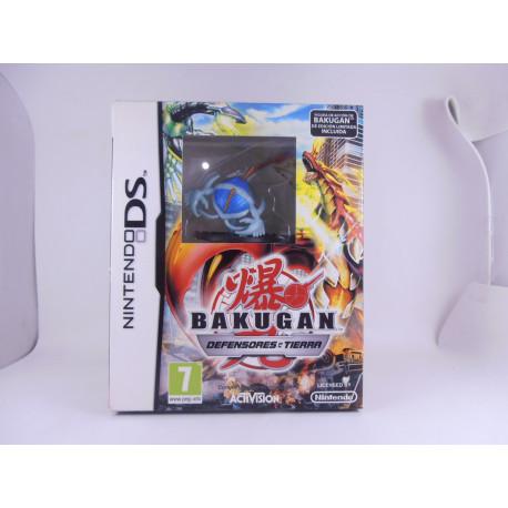 Bakugan Defensores de la Tierra + Figura