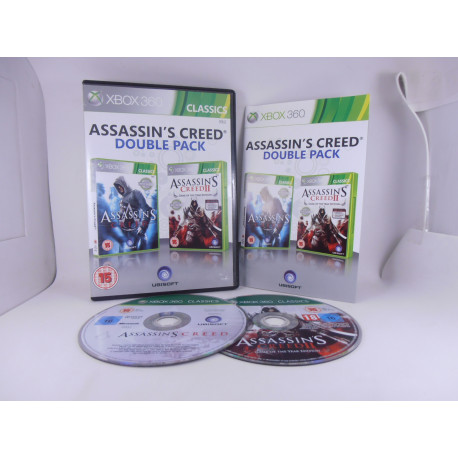 Assassin's Creed Double Pack U.K.