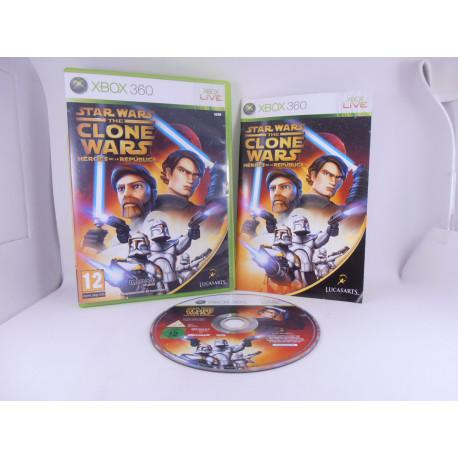 Star Wars Clone W: Heroes de l Republica