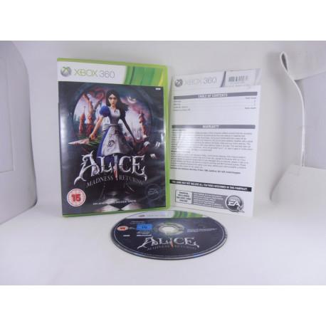 Alice Madness Returns U.K.