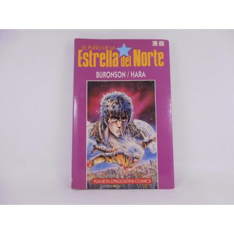 El Puño de la Estrella del Norte 10 - Buronson/Hara