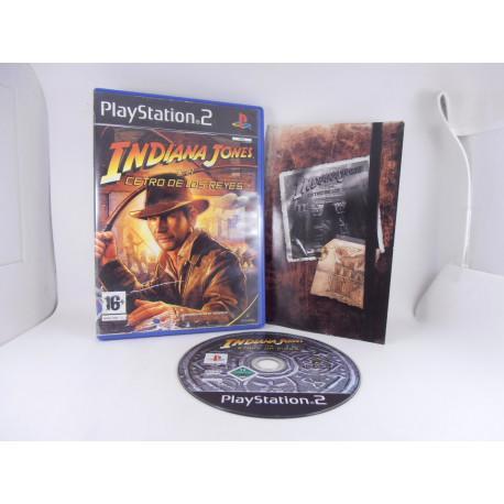 Indiana Jones: Cetro de los Reyes