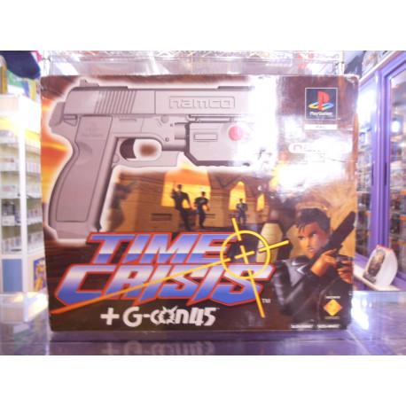 Time Crisis + Pistola G-Con