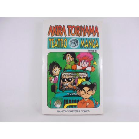 Akira Toriyama - Teatro Manga Tomo 2