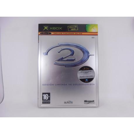 Halo 2 Edic. Coleccionista *