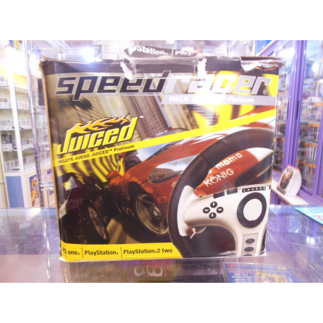 Volante PS2 Speed Racer