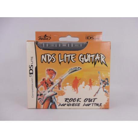 NDS Lite Accesorio Guitarra Guitar Hero