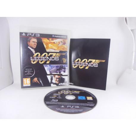 007 Legends U.K.
