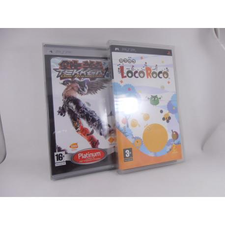 10 Fundas para cajas juegos PSP