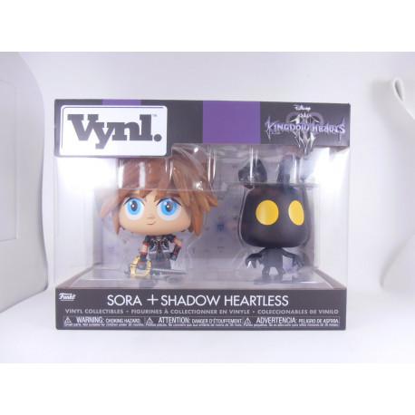 Funko Vynl Kingdom Hearts III Sora + Shadow Heartless