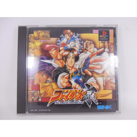 The King of Fighters Kyo
