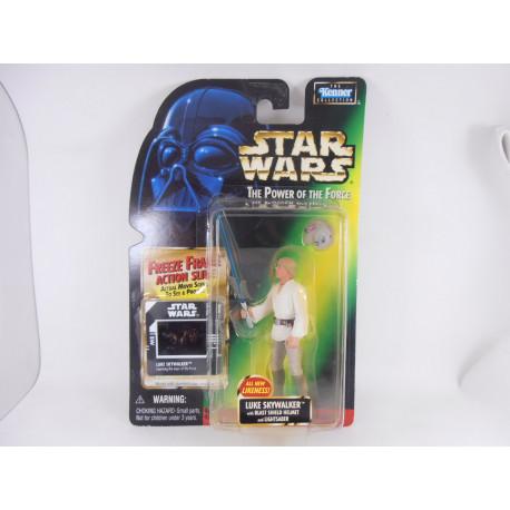 Luke Skywalker With Blast Shield Helmet