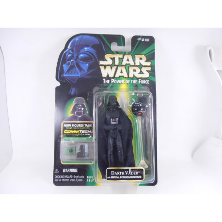 Darth Vader with Imperial Interrogation Droid