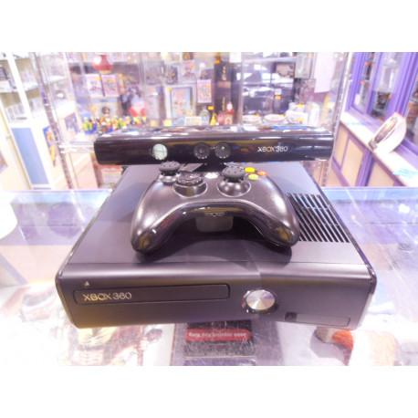 Xbox 360 Slim 500 Gb + Kinect (Solo venta en tienda)