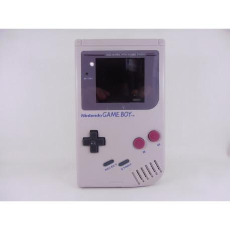 Game Boy con pantalla retroiluminada