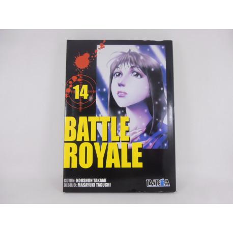 Battle Royale 14 - Koushun Takami