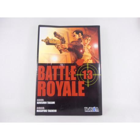 Battle Royale 13 - Koushun Takami