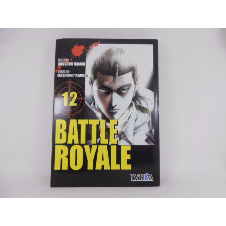 Battle Royale 12 - Koushun Takami