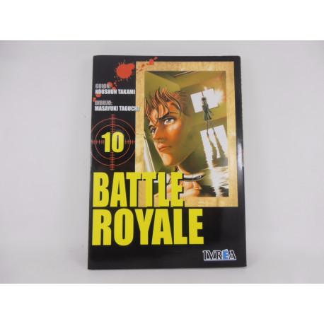 Battle Royale 10 - Koushun Takami