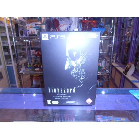 Biohazard HD Remaster Limited Edition