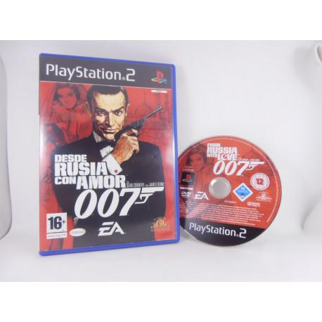 007: Desde Rusia con Amor.