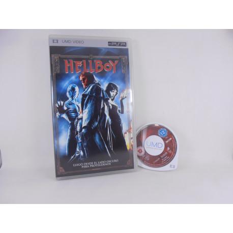UMD Hellboy