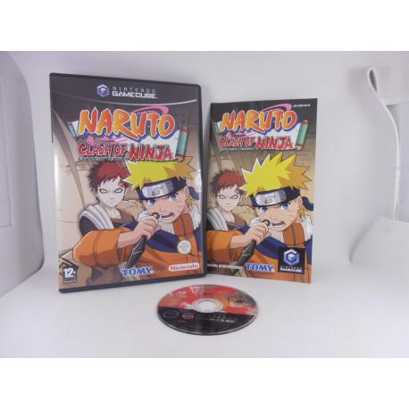 Naruto Clash of Ninja European Version