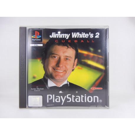 Jimmy White´s 2 : Cueball