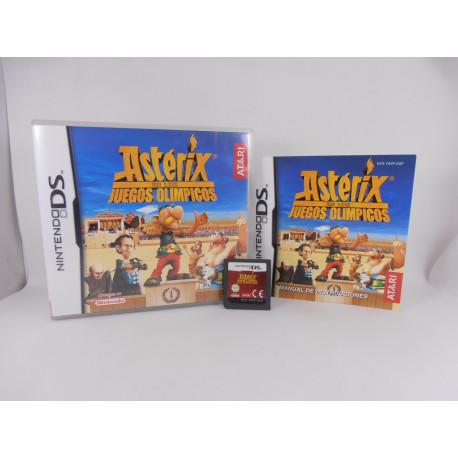 Asterix en los Juegos Olimpicos