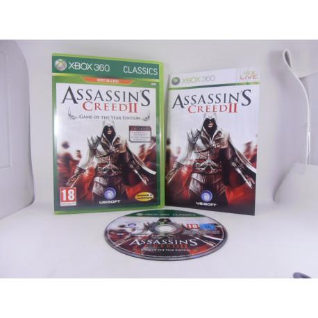 Assassin's Creed II GOTY - Classics