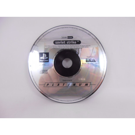 Soviet Strike - Platinum