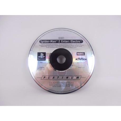 Spider-man 2 Enter Electro - Platinum
