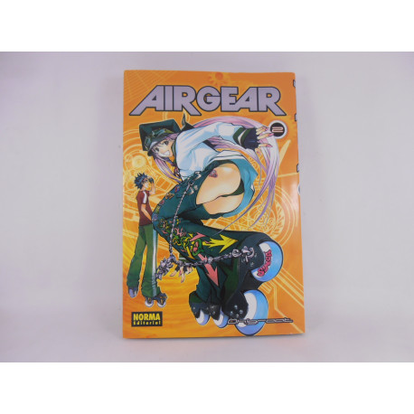 Airgear 01 - Oh! Great