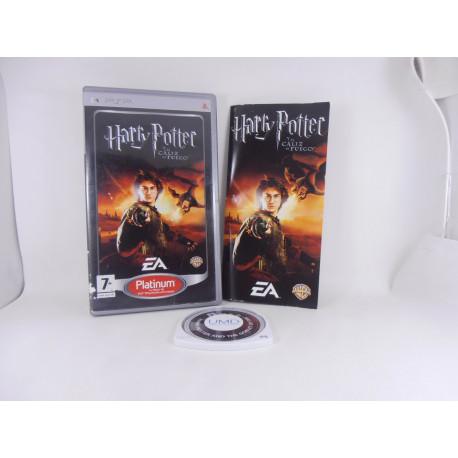 Harry Potter y el Caliz de Fuego - Plati