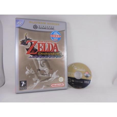 The Legend of Zelda:Wind Waker-Player's