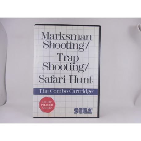 Marksman Shooting / Trap Shooting / Safari Hunt