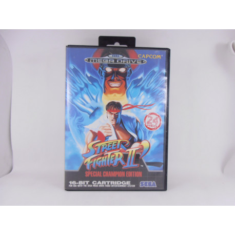 Street Fighter II Special Champion Ed.